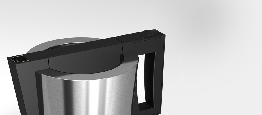 CB Industries. Carlo Borer. Design. - Products - Kurt - Electric Kettle